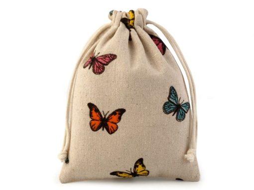 platnena vrećica leptiri